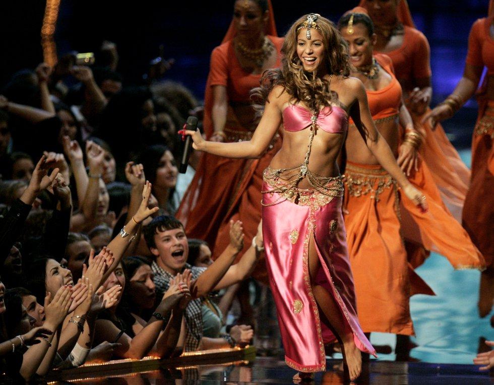 Fotos: Edad: Shakira cumple 40 años | Estilo | EL PAÍS