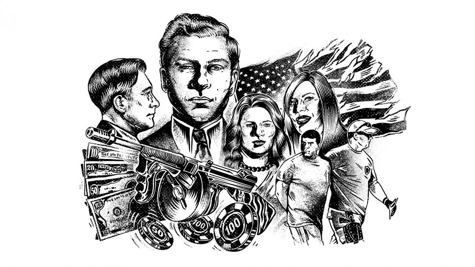 Las Cinco Familias De La Mafia Italoamericana El País Semanal