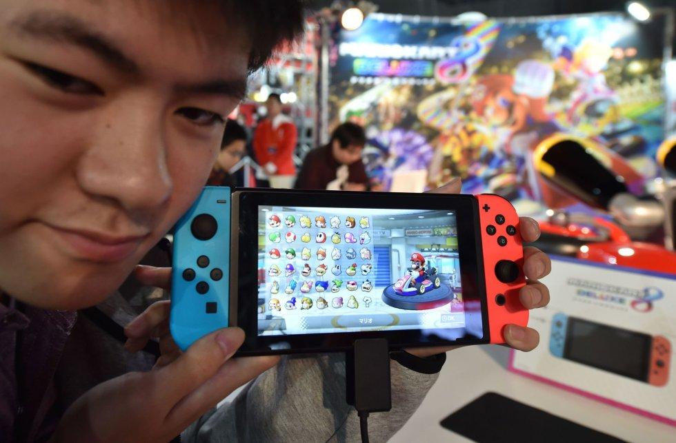 Fotos Los Mejores Juegos De La Nintendo Switch En Imagenes