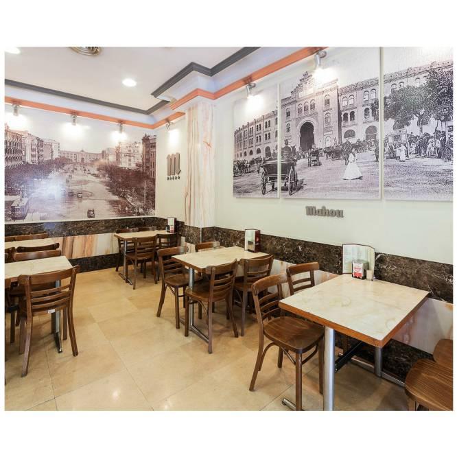 Fotorrelato 15 lugares de madrid donde comer de lujo con - Restaurante solera gallega ...
