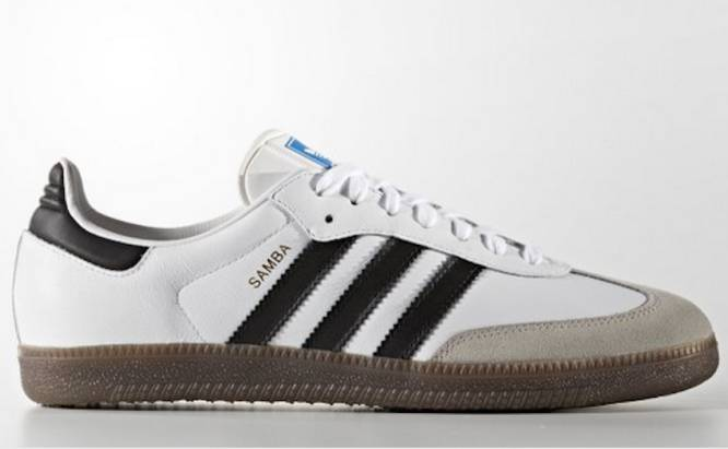 adidas clasicas blancas y doradas, Zapatos De Adidas España