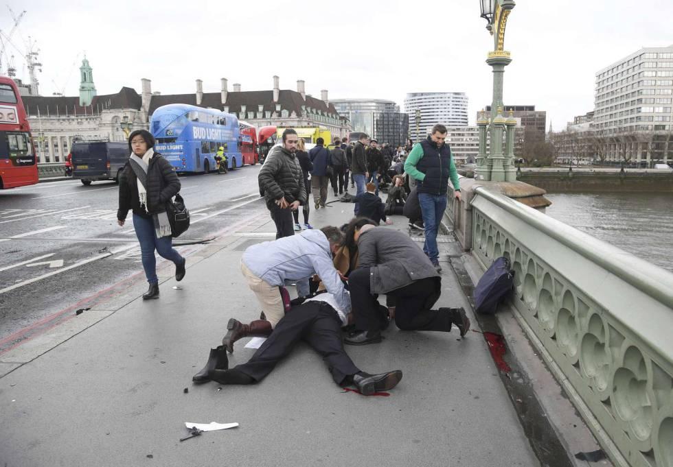 1490195637 331506 1490219264 album normal - ISIS se atribuyó ataque terrorista en Londres