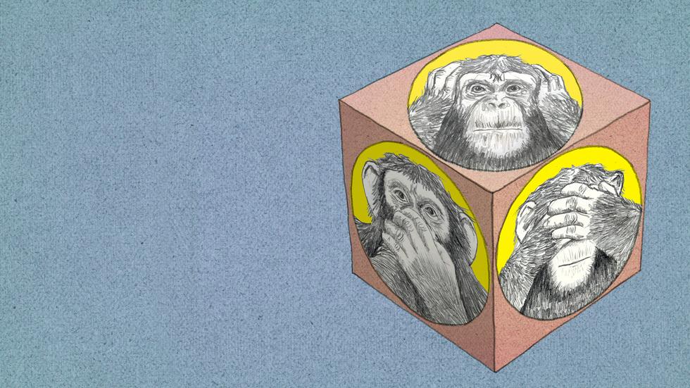 La Enseñanza De Los Tres Monos El País Semanal