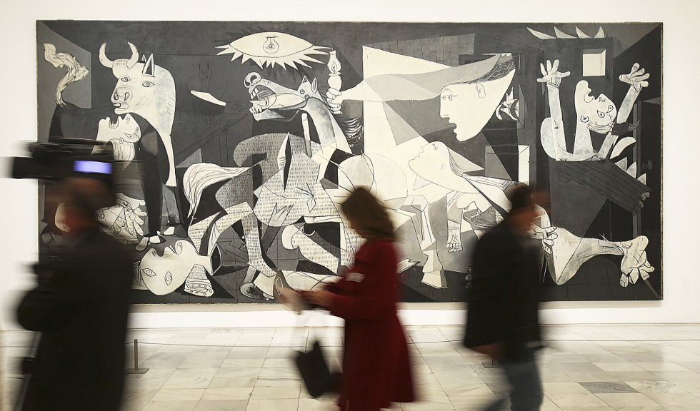"guernica analysis essay 5 ""painting is an instrument of war"" [pablo picasso] pablo picasso guernica, 1937 oil on canvas museo nacional del prado, madrid, spain guernica: a visual analysis."