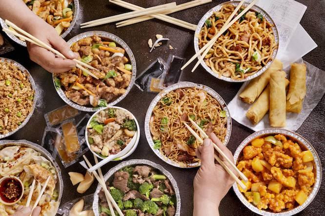 Que comer en un chino si estas a dieta