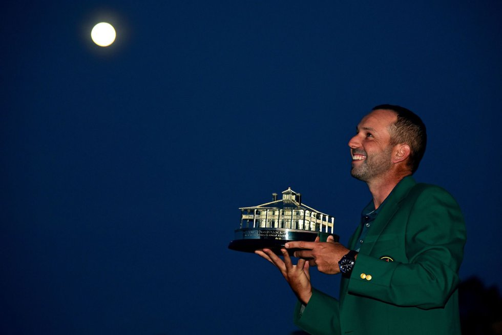 Fotos masters de augusta la hist rica victoria de sergio - Ver master de augusta online ...