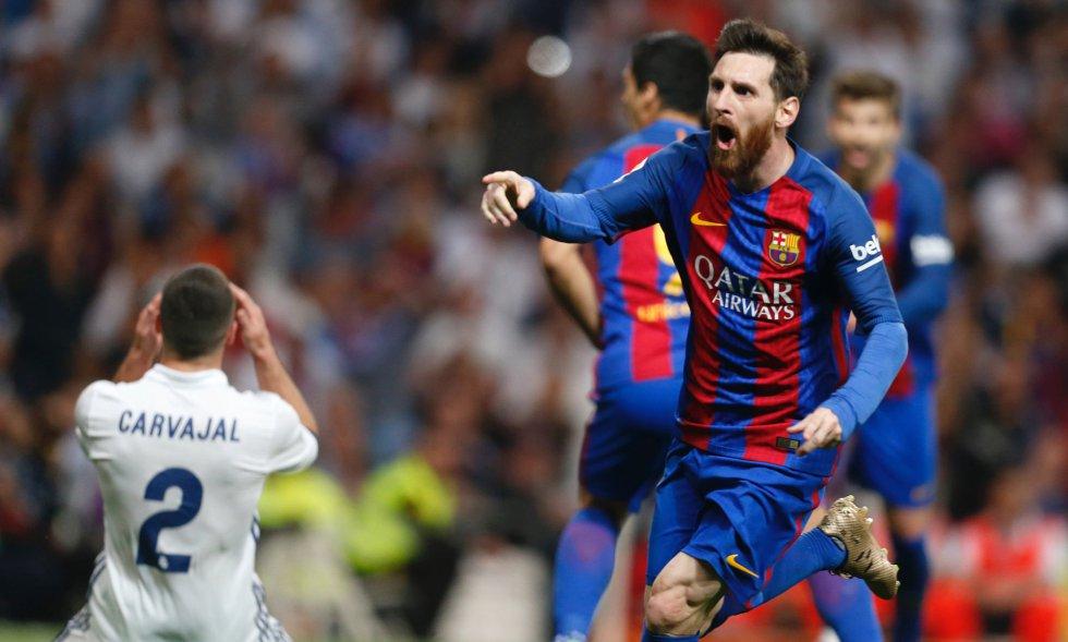 Fotos Real Madrid  Barcelona el clsico en imgenes