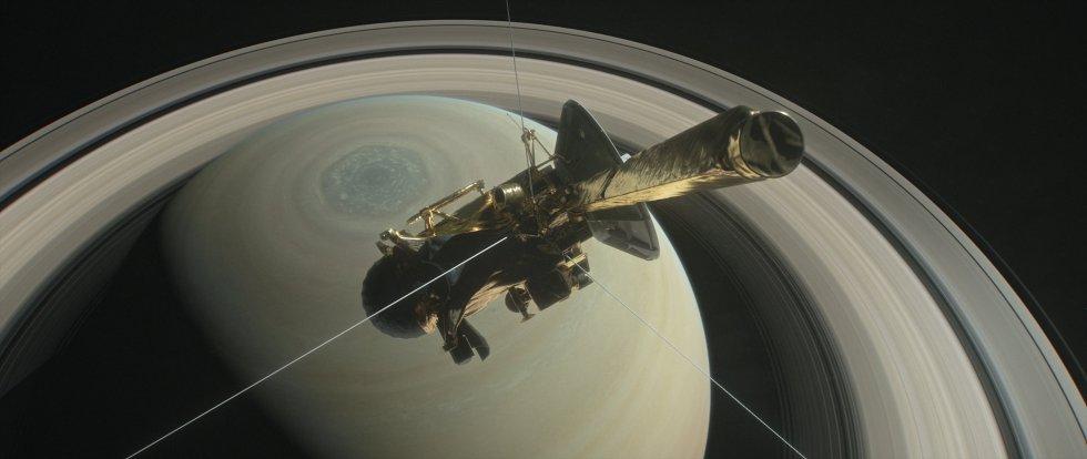 Resultado de imagen para Nasa. últimas fotos de Cassini