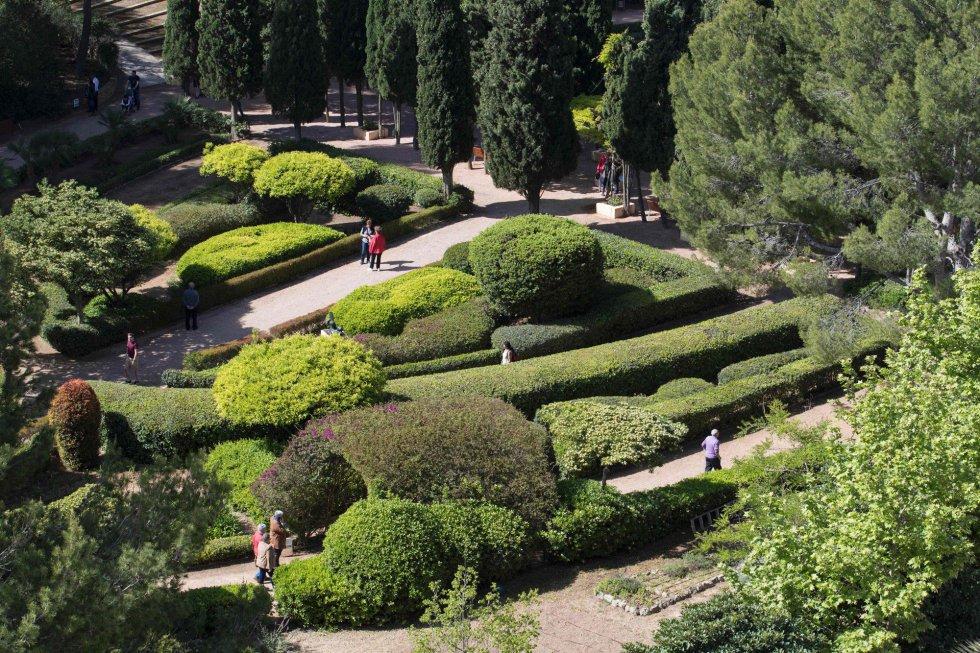 fotos el palacio de marivent abre sus jardines al p blico
