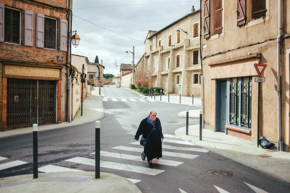 Resultado de imagen de bulevar urbano solitario arte