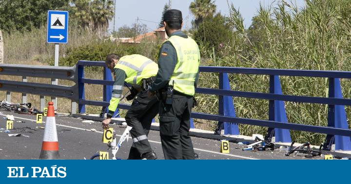 Cycling accidents in Spain: More than 400 cyclists killed ...