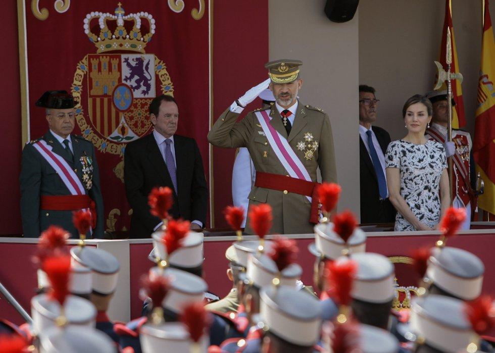 Fotos Dia De Las Fuerzas Armadas 2017 En Imagenes Espana El Pais