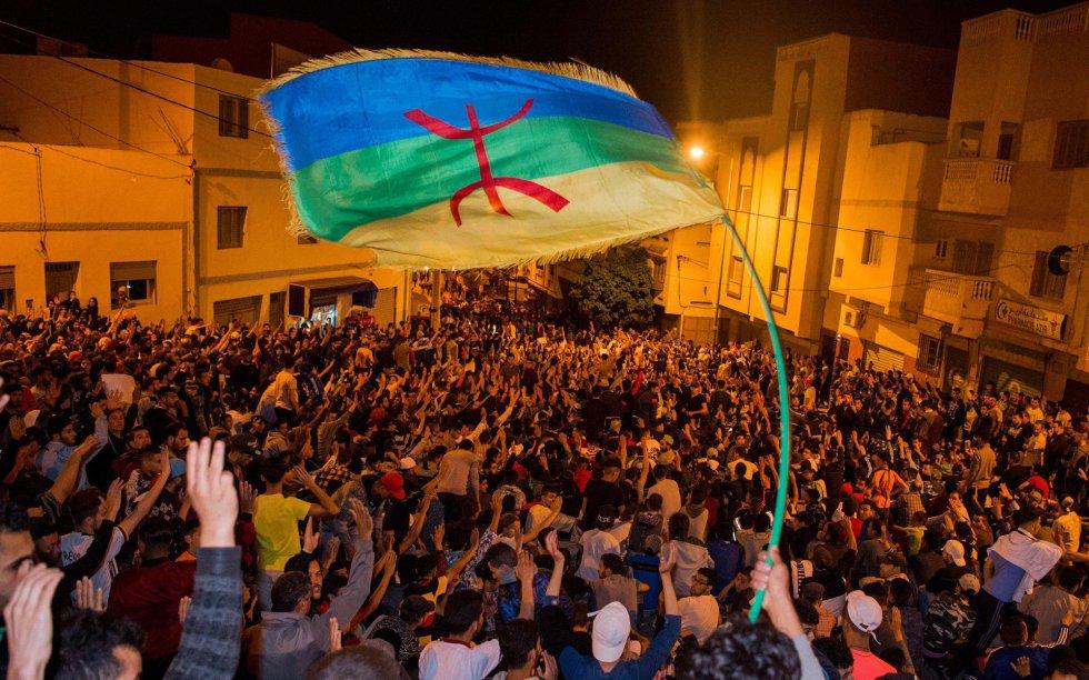 Resultado de imagen de protestas en rif