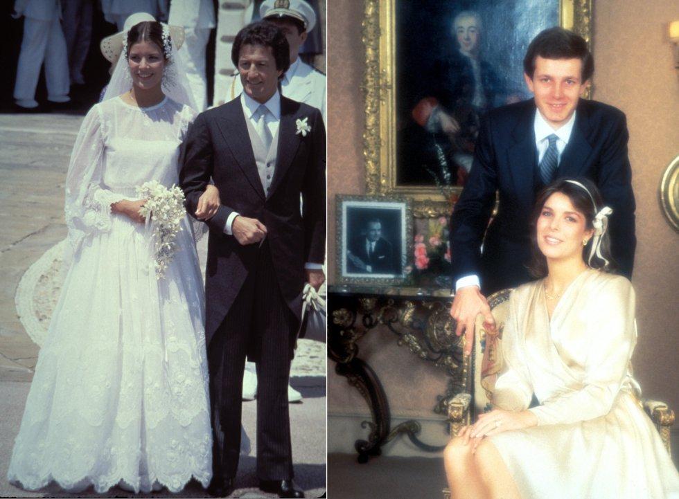 fotos: de liz taylor a kate moss, los trajes de novia más icónicos