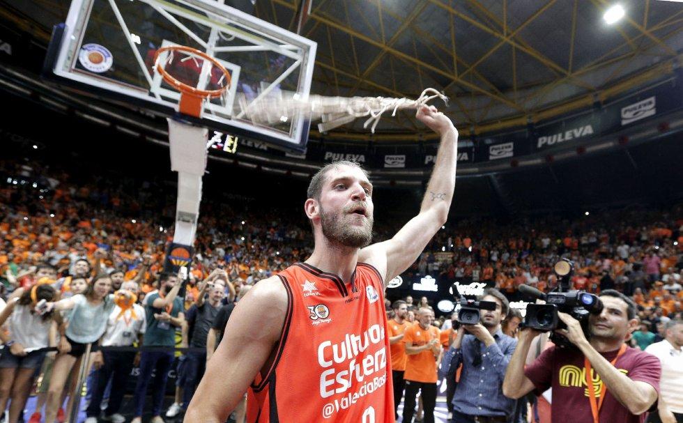 Fotos final acb 2017 valencia basket real madrid - Pabellon de deportes de madrid ...