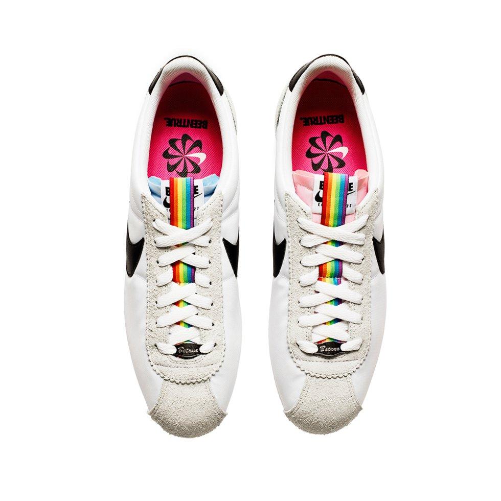 4a75c15d50d Si las Cortez ya levantaban pasiones entre los adeptos de las zapatillas  clásicas y los nostálgicos