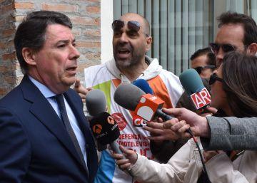 La Audiencia mantiene en prisión a Ignacio González porque ?maneja? dinero y tenía planes de huir
