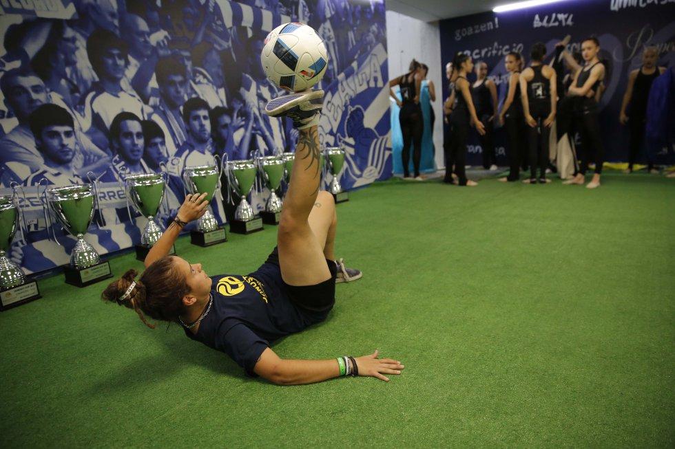 Donosti Cup Calendario Partidos.Fotos La Donosti Cup Mucho Mas Que Futbol Actualidad