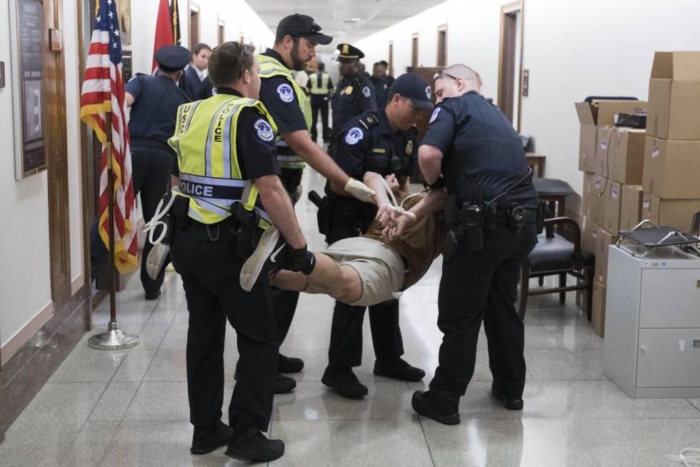 Gay republican california arrested