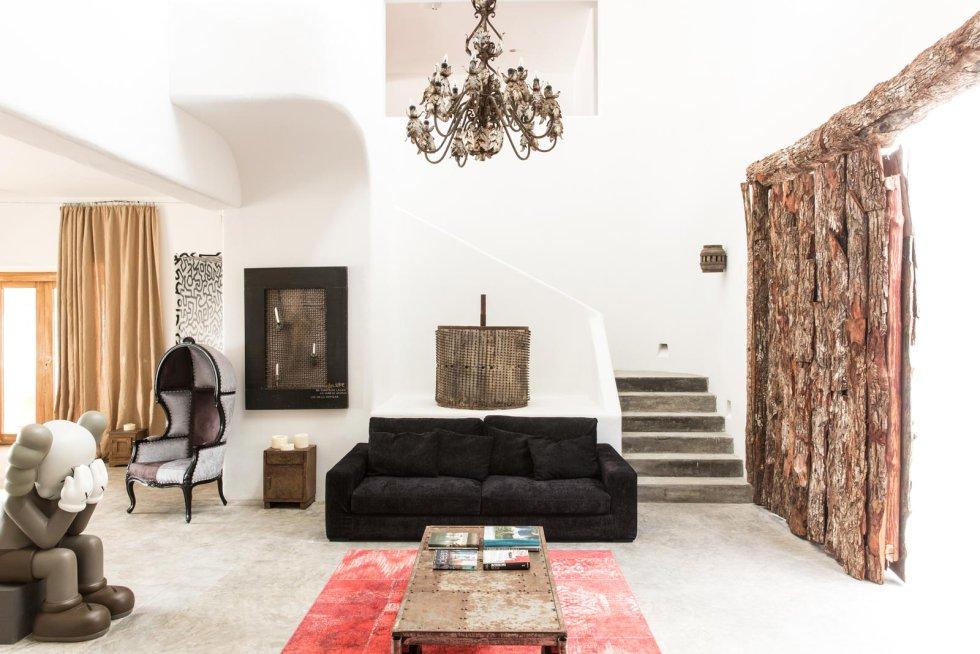 La mansión conserva detalles originales colocados por el narcotraficante. Fue una de las primeras propiedades que el 'Patrón del mal' adquirió en México. Actualmente es uno de los complejos más exclusivos del Caribe.