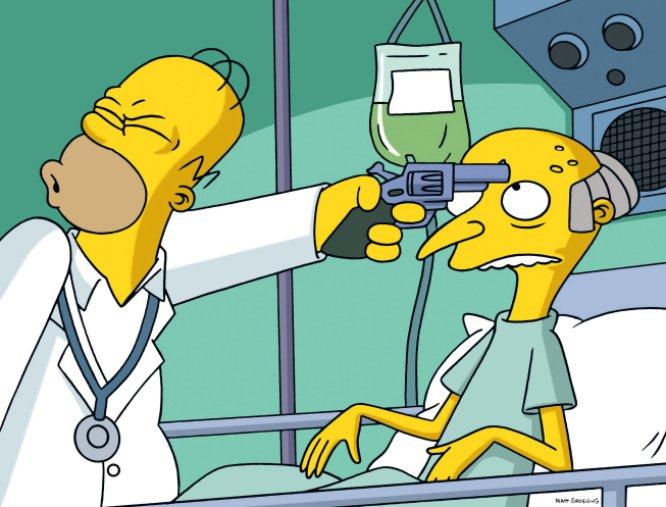 Esta es una pregunta que pasa por la cabeza que casi cualquier empleado una media de 16 veces al día, 24 si es lunes o viernes. En verano, se suele coincidir menos con los jefes, lo que hace que sea menos insistente pero, también, que la ensoñación sea más duradera. Homer lo sabe bien.