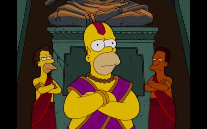 Hay que reconocer que los capítulos especiales en los que la familia Simpson se desplaza a otros lugares añaden diversión a la serie. Desde la India, a Tokio, pasando por Australia, Francia o Irlanda. Y en todos, se retrata con maestría como los turistas foráneos se enfrentan a la idiosincrasia local. Como auténticos paletos, claro.