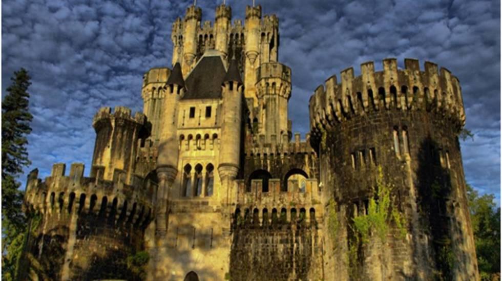 El castillo de Chindasvinto