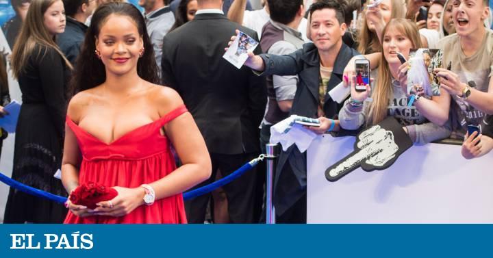 7e693b844 Rihanna se ríe de quienes la llaman gorda