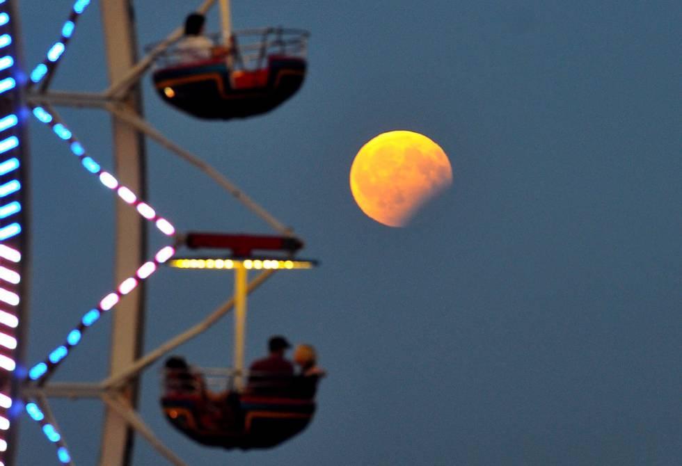 Modernistyczne Fotos: El eclipse lunar, en imágenes   Ciencia   EL PAÍS PY82