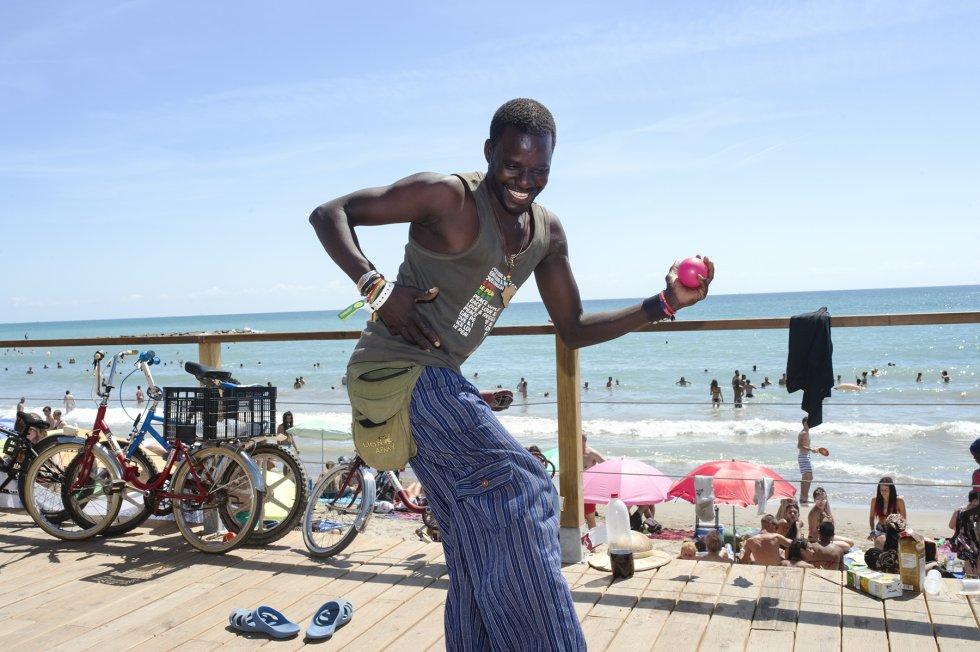 Playa a ritmo de 'reggae': así vivimos el Rototom Sunsplash