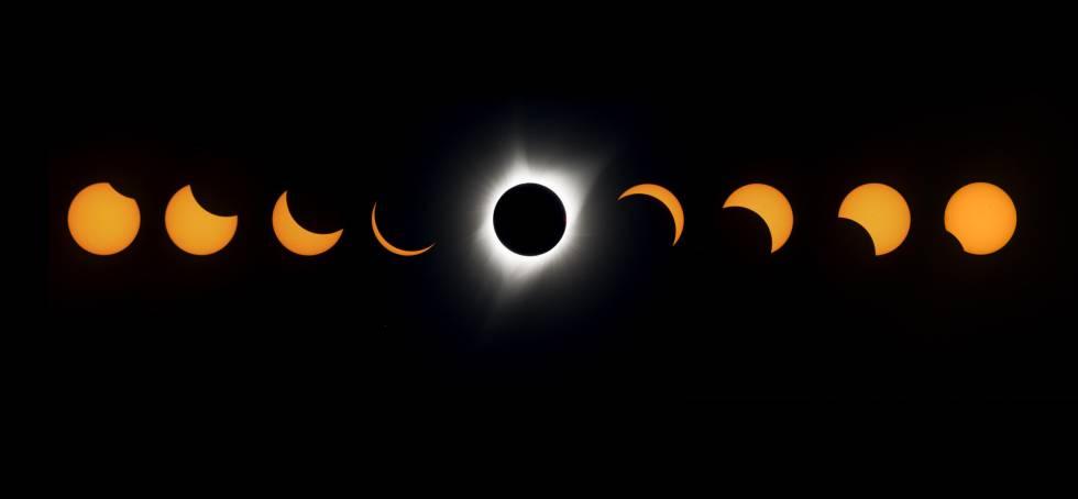 Fotos: El eclipse solar, en imágenes | Ciencia | EL PAÍS