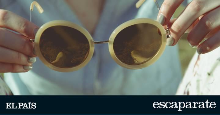 6318db2755 Las 12 mejores gafas de sol de diseño para mujer, según S Moda | Escaparate  | EL PAÍS