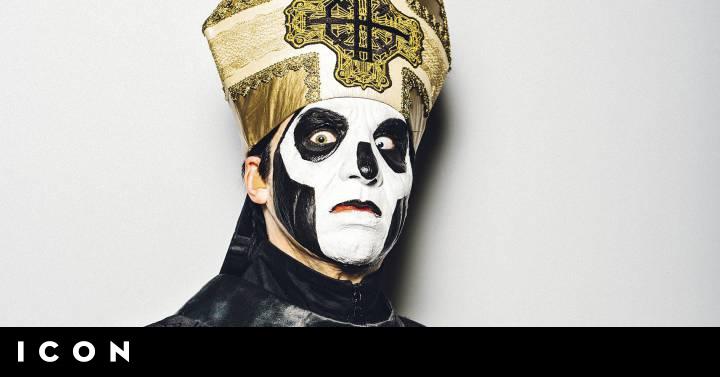 Papa Emeritus El Músico Satánico Que Atesora Un Grammy Y