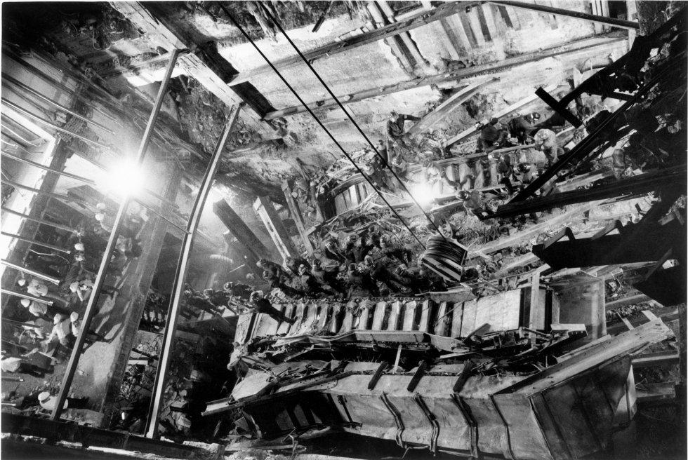 Fotos: 30 aniversario del incendio de los Almacenes Arias | Madrid ...