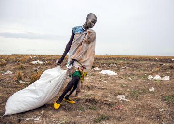 224 millones de personas pasan hambre en el África subsahariana, un 12% más que hace un año