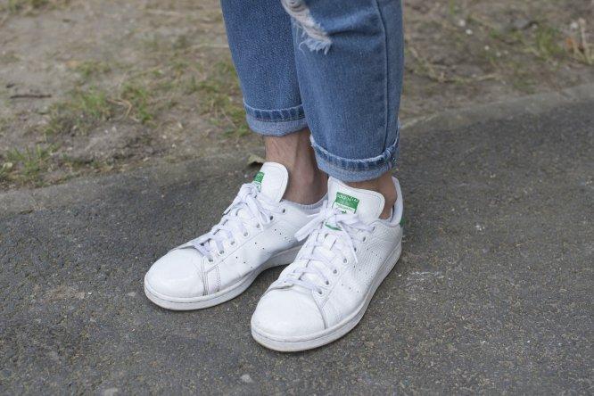 285595fc7a Primero fueron zapatillas de tenis, luego pasaron al skateboard y ahora son  simplemente zapatillas blancas