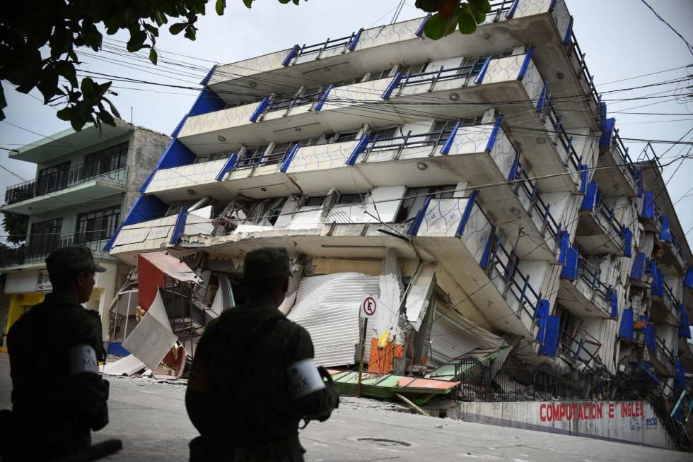 Resultado de imagen para TERREMOTO EN CIUDAD DE MEXICO