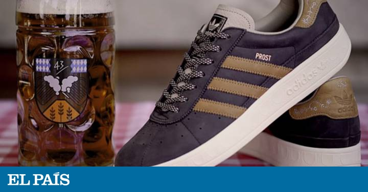 f2c85f62 Zapatillas a prueba de vómitos y cerveza   Estilo   EL PAÍS