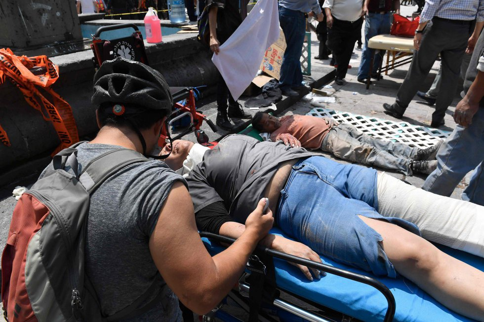 Terremoto no México hoje