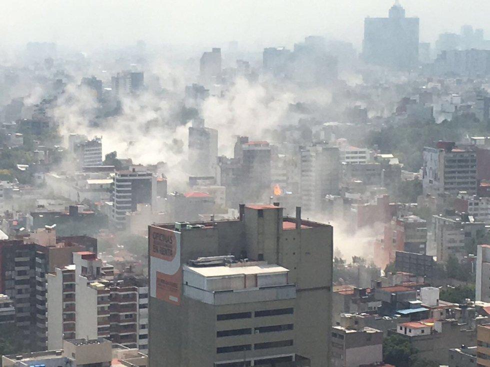 Fuerte y destructivo terremoto sacude México 1505847901_811354_1505852830_album_normal