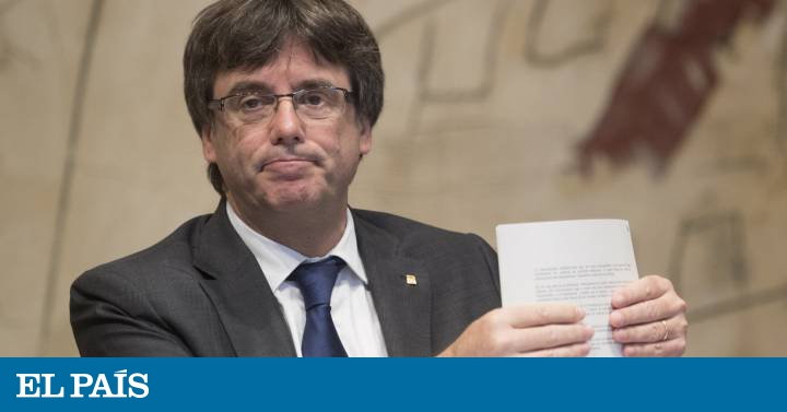 Editorial   The lies of the Catalan regional premier