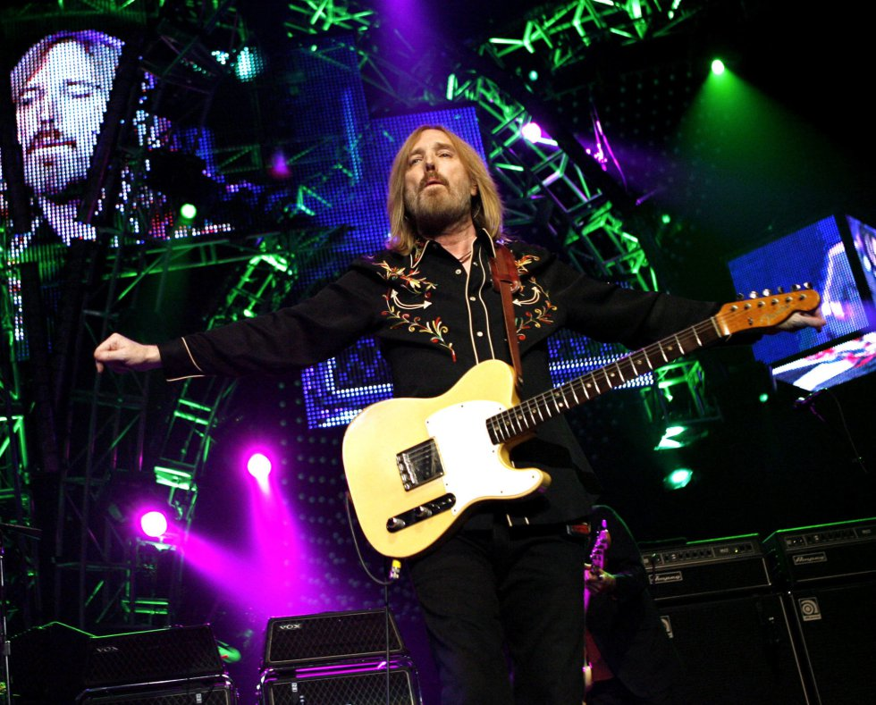 Muere Tom Petty, icono del rock norteamericano