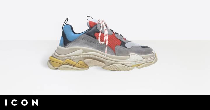 8f277647 Triple S: Por qué estas zapatillas feas están arrasando hasta agotarse |  ICON | EL PAÍS