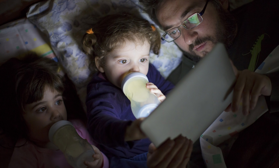 Ni Se Te Ocurra Ponerle Youtube A Tu Bebe O Si El Pais Semanal