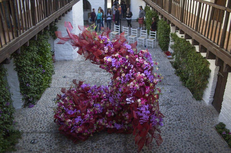 Fotos: Córdoba acoge el primer certamen internacional de flores, FLORA