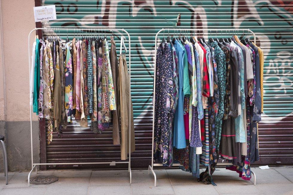 Así es la nueva calle de moda del centro de Madrid