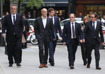 Marlaska respalda un traslado a prisiones de Cataluña de los políticos presos si así lo autoriza el juez