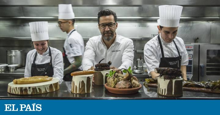 """Guía Michelin  Quique Dacosta  """"Quiero llevar a Londres mi forma de cocinar  el arroz valenciano""""  b50493af407"""