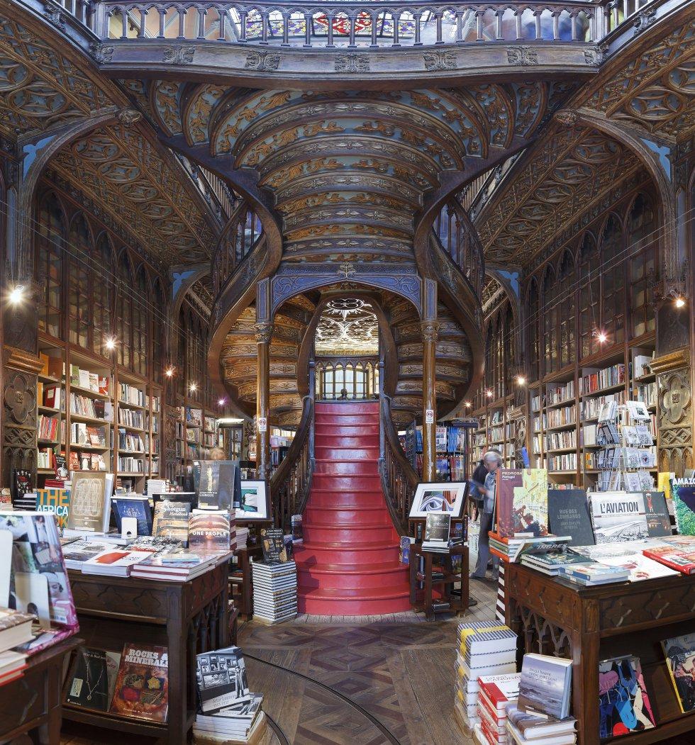 Um passeio pelas livrarias mais bonitas do mundo