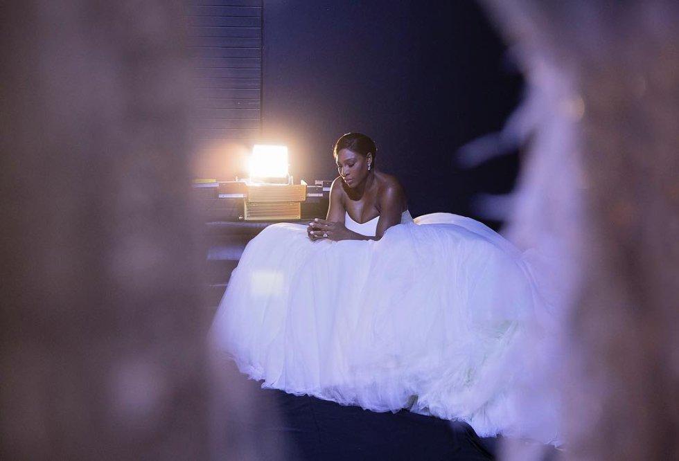 Fotos: El álbum de la boda de Serena Williams y Alexis Ohanian ...